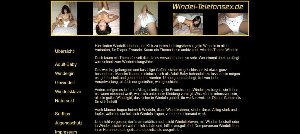 Windelgirl